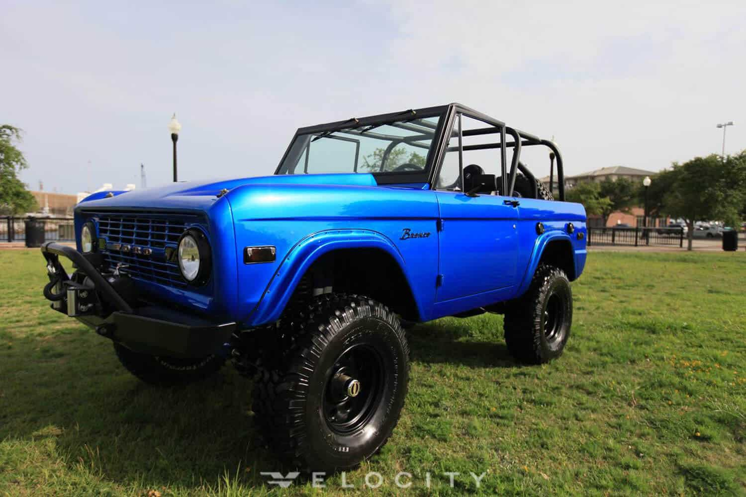 For Sale - 1976 Custom Ford Bronco