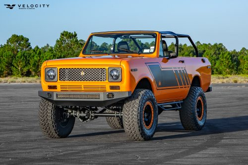 1979 International Scout Front Drivers side 3/4