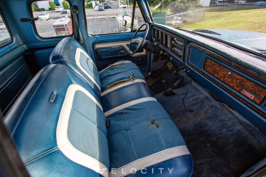 1979 Ford F150 passenger side