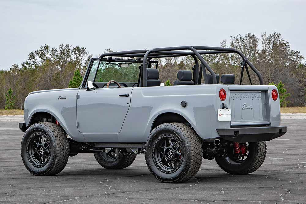 Made for More, Built by Velocity…An International Scout you won't want to miss