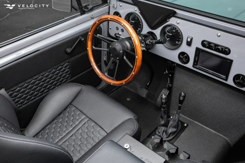1964 international scout Driver side interior