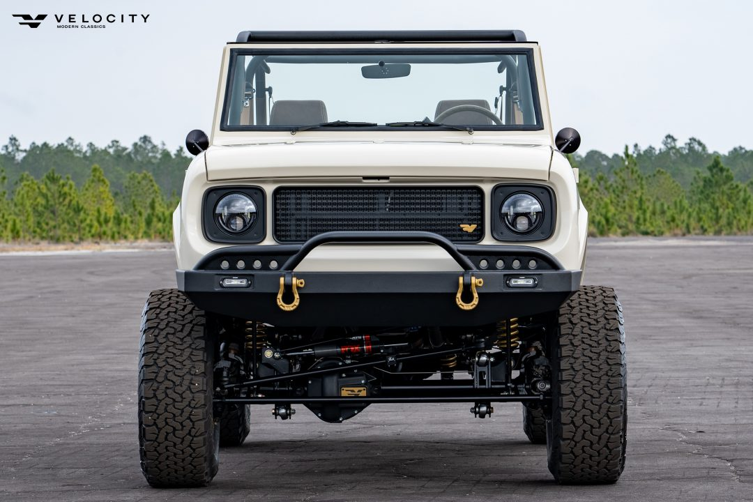 1967 international scout Front grill
