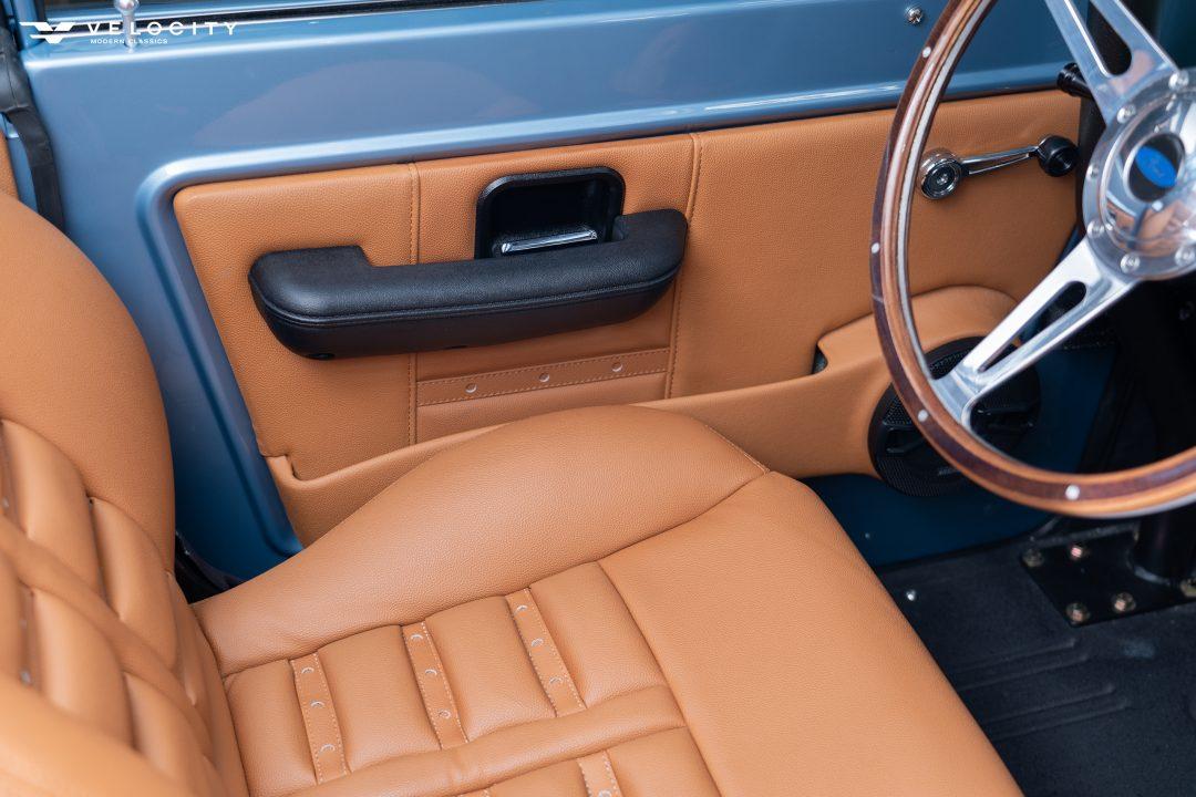Classic Ford Bronco Door Panel