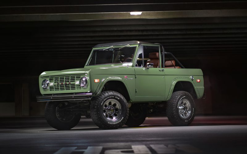 A 10 Step Guide to Buying a Classic Bronco