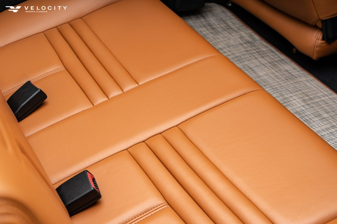 Classic Ford Bronco rear seat bottom