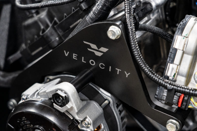 Behind The Velocity Signature Classic Ford Bronco